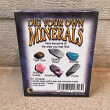 Dig Your Own Minerals