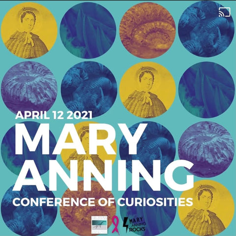 Mary Anning Month - Conference of Curiosities