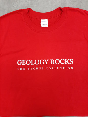 Geology Rocks (The Etches Collection) T-Shirt