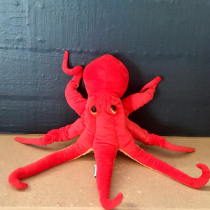 Octopus Plush Cuddly Soft Toy