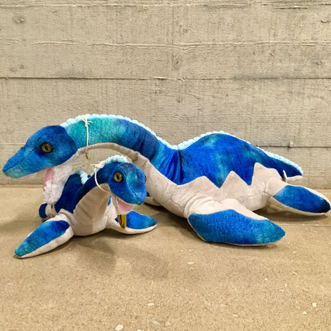 Large Plush Plesiosaurus Soft Cuddly Toy
