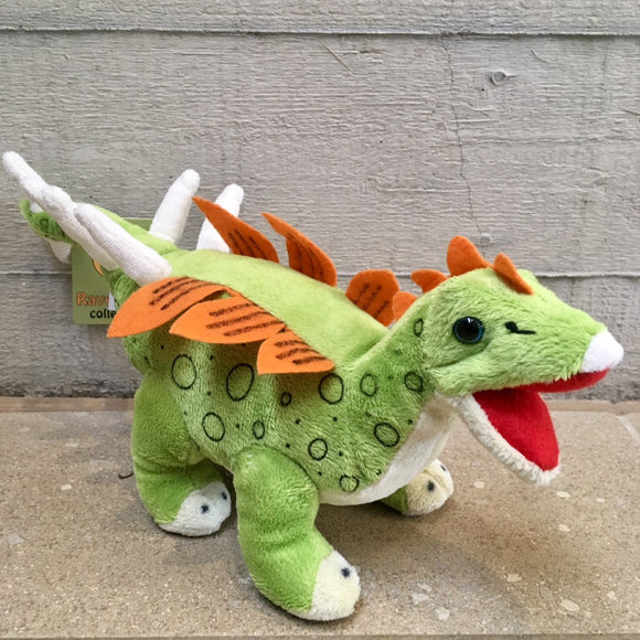 Stegosaurus Dinosaur Plush Cuddly Soft Toy