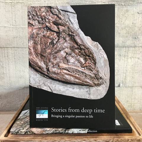 Stories From Deep Time Souvenir Guide - SIGNED COPY