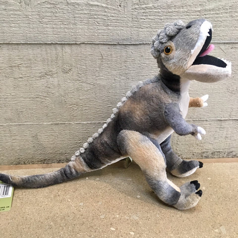 Velociraptor Dinosaur Plush Cuddly Soft Toy