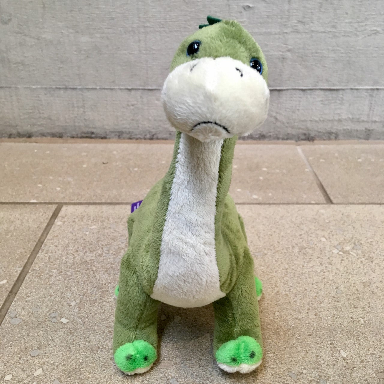 Brontosaurus Dinosaur Soft Plush Cuddly Toy  The Etches Collection Shop