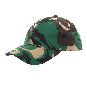Etches-inspired Camouflage Fossil Hunting Baseball Cap