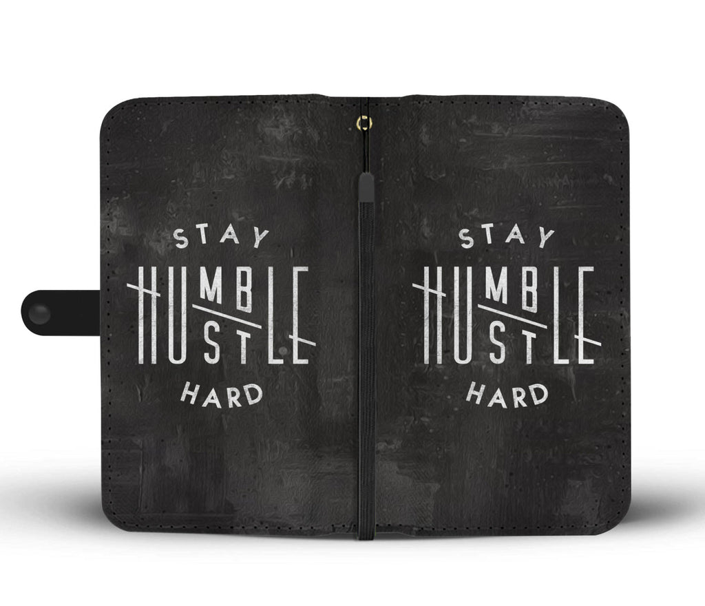 Stay Humble Phone Wallet Case