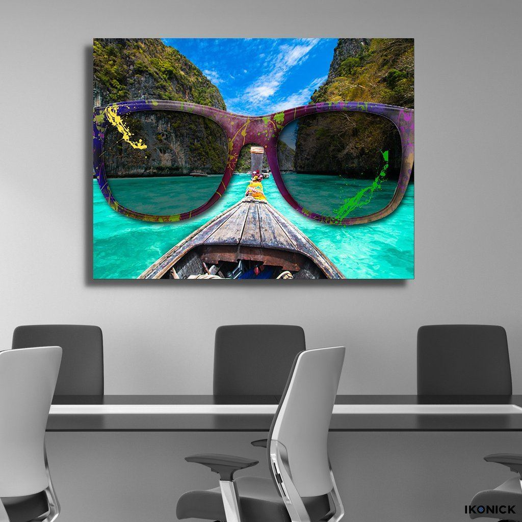 Views - Canvas Print USA