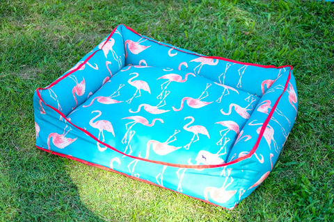Premium Luxebed Small - Flamingo #189