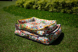 Premium Luxebed Small - Multicolored Printed #144