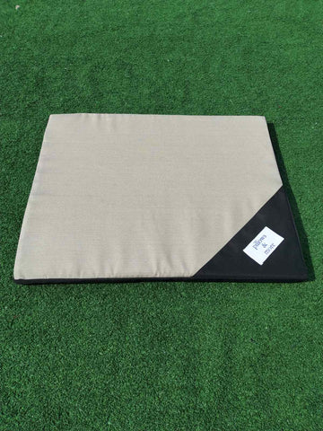 Crate Pad - 2XL  Beige with Black