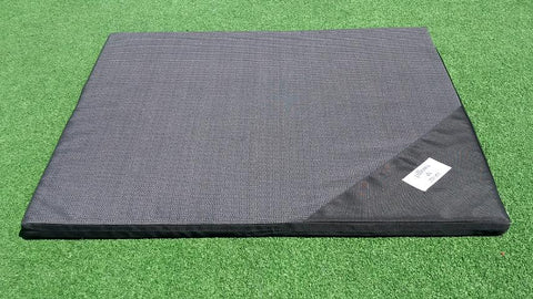Crate Pad - 2XL Black Geo