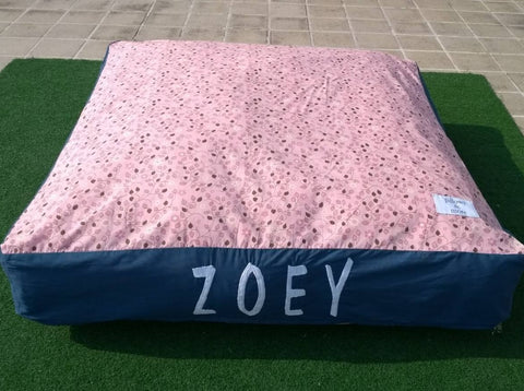 Sale Price 1977 Pesos (discount will reflect upon check out)  40% Clearance Display Item ZOEY  Giant Floor Pillow 40 x 40 Inches with removable zippered cover