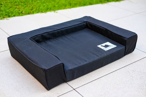 Sofa Slim Small - Black