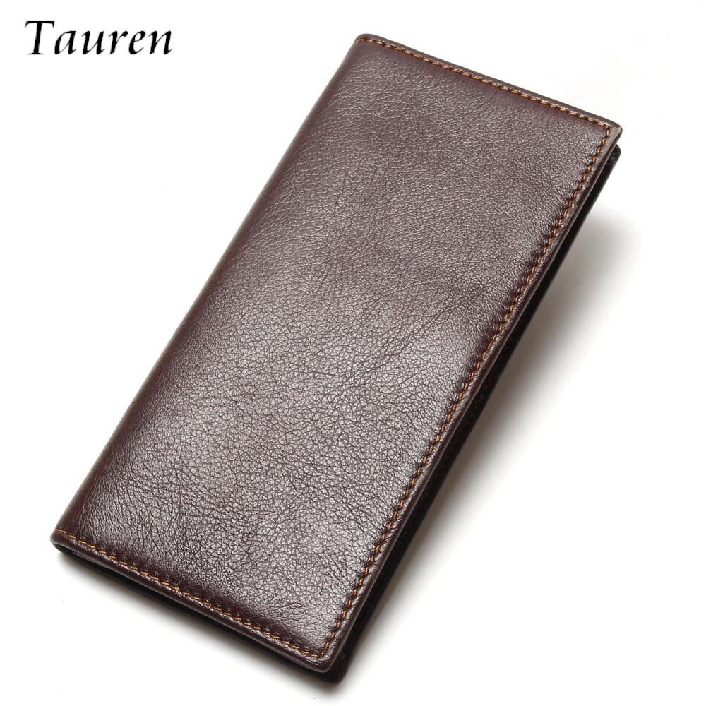 New Arrival 100% Genuine Leather Men's Wolf Style Wallet Long-Section Head Cowhide Vintage Pattern Male Purse Big Capacity Men