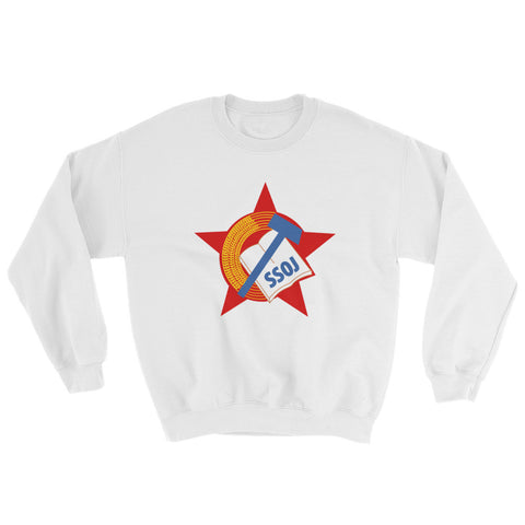 white Yugoslavia Youth Sweatshirt