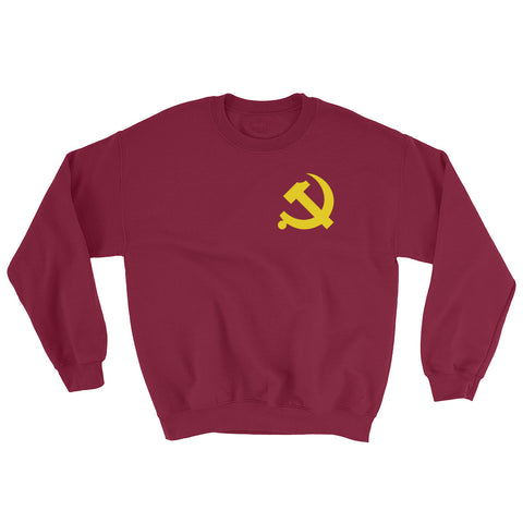 Golden Danghui Sweatshirt dark red
