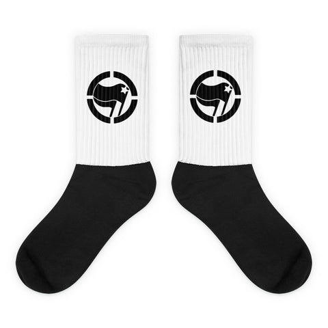 Antifa Action Socks