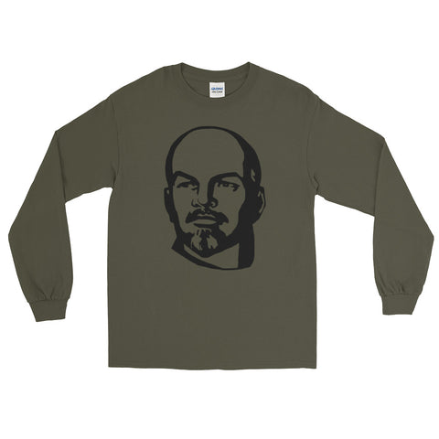 Communist Lenin Long Sleeve green
