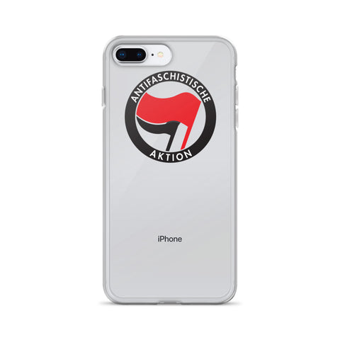 Antifa IPhone cover