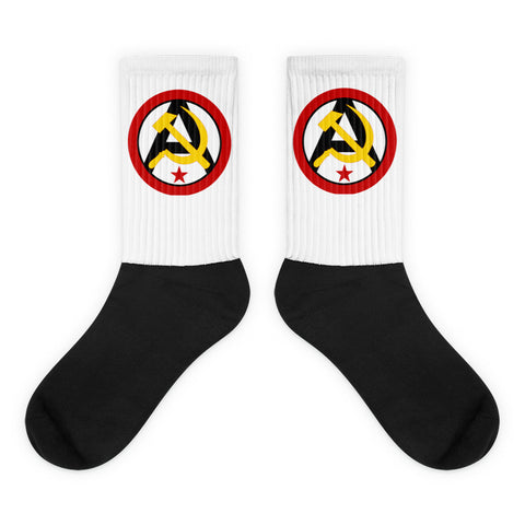 Anarchist Communist Socks