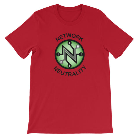 Net Neutrality Logo T-Shirt