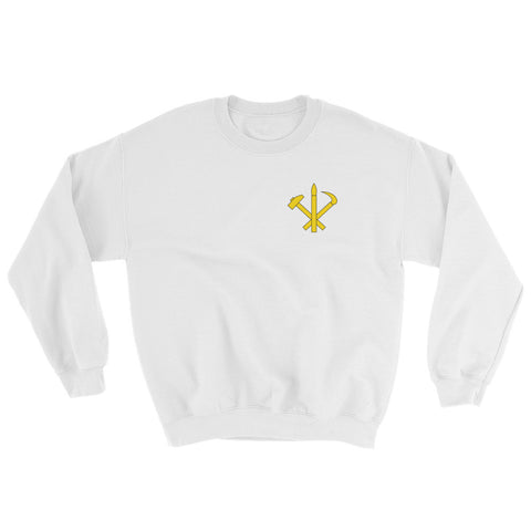 Juche Sweatshirt white
