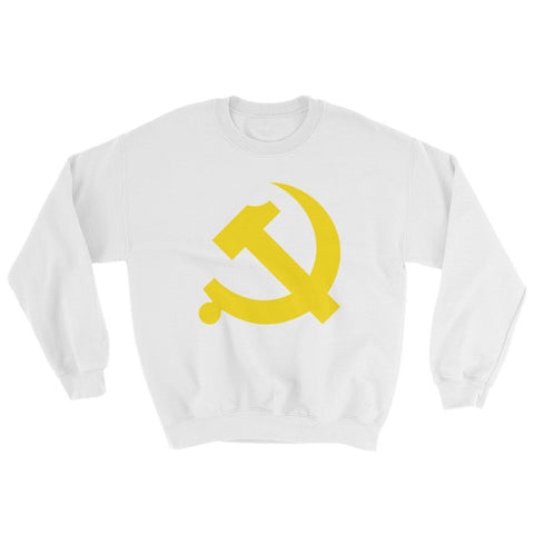 white Golden Danghui Sweatshirt