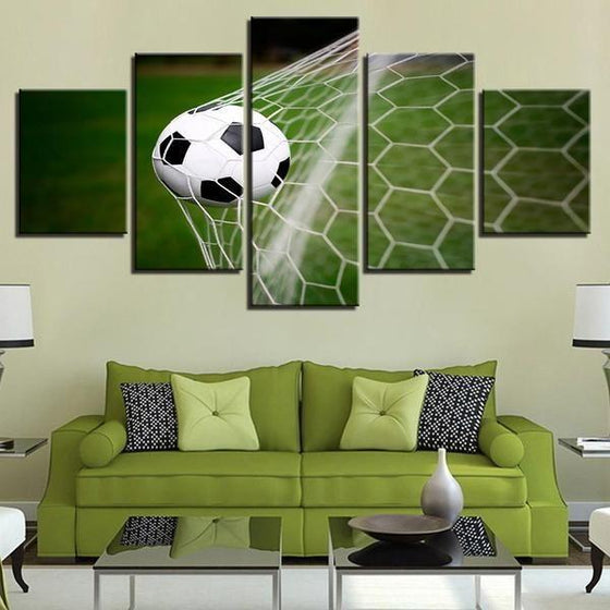 5 Panel Wall Art Sports Idea