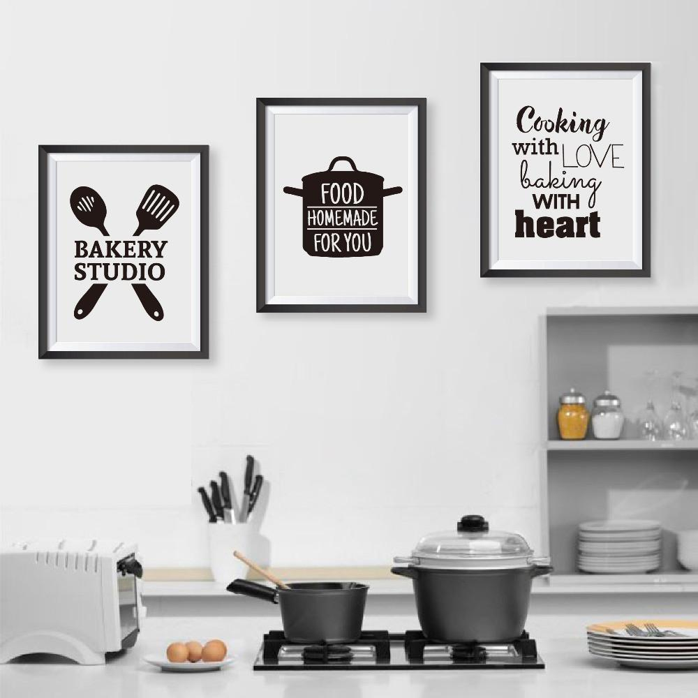 Home Cooking Quotes Canvas Wall Art - Reviews