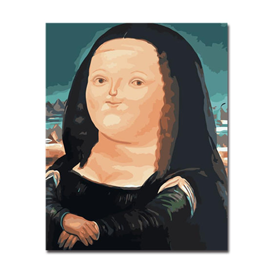 Mona Lisa Archive - DIY Painting by Numbers Kit