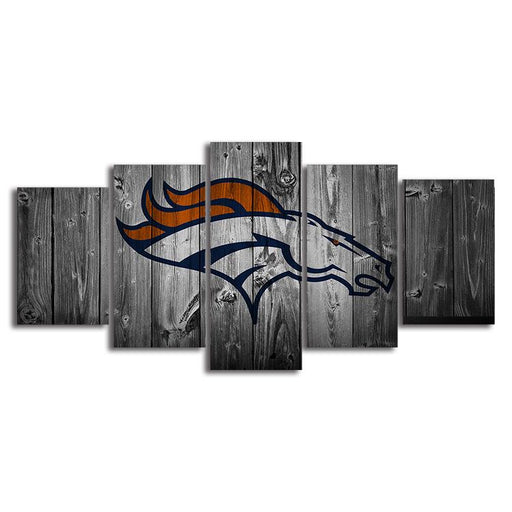 Metal Sports Wall Art Canvas