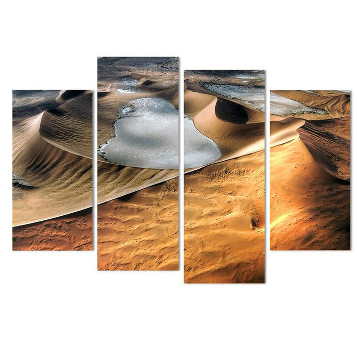 African Namib Desert Canvas Wall Art