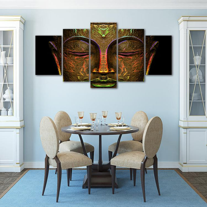Religious Wall Art Canvas Print