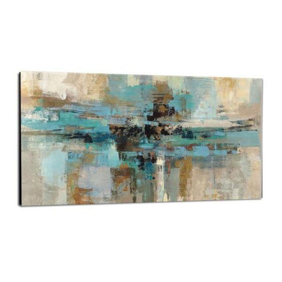 Abstract Hand Painted Canvas Wall Decorations
