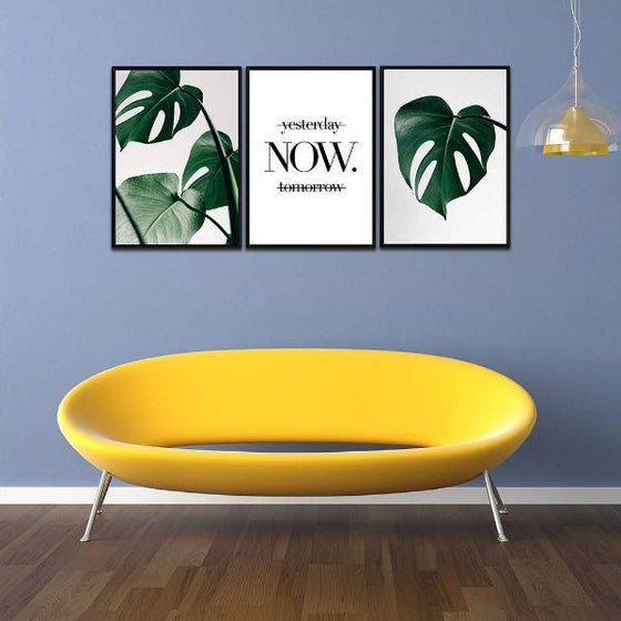 Act Now Motivational Canvas Wall Art Ideas