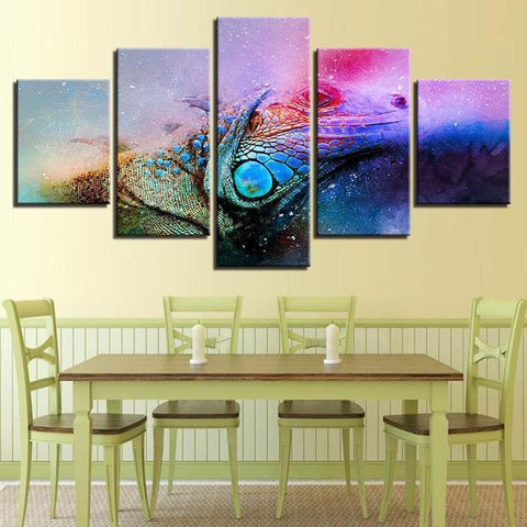 Modern Abstract Wall Art | Buy Printed Colorful Abstract Wall Decor ...