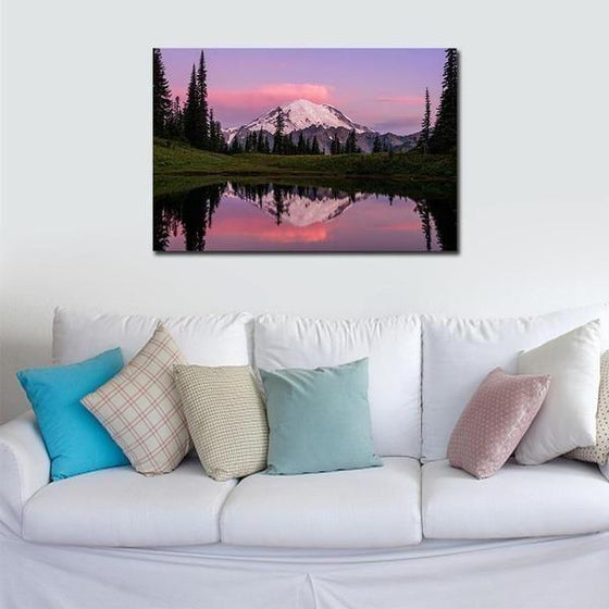 Alluring Nature Landscape Wall Art Ideas