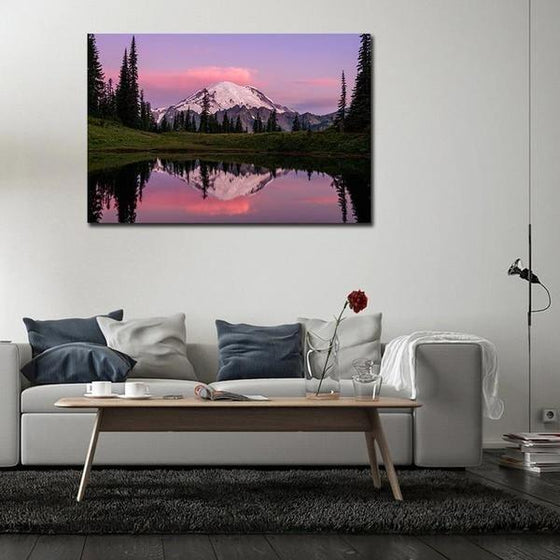 Alluring Nature Landscape Wall Art Living Room