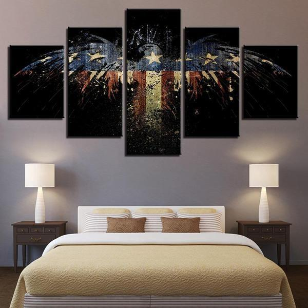 American Eagle Wall Art