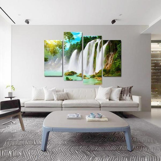 Animated Wall Art Waterfall