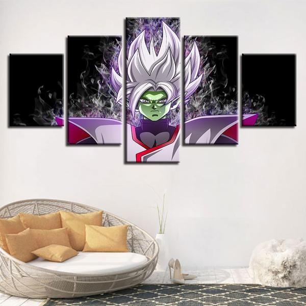 Anime Wall Art Metal Idea