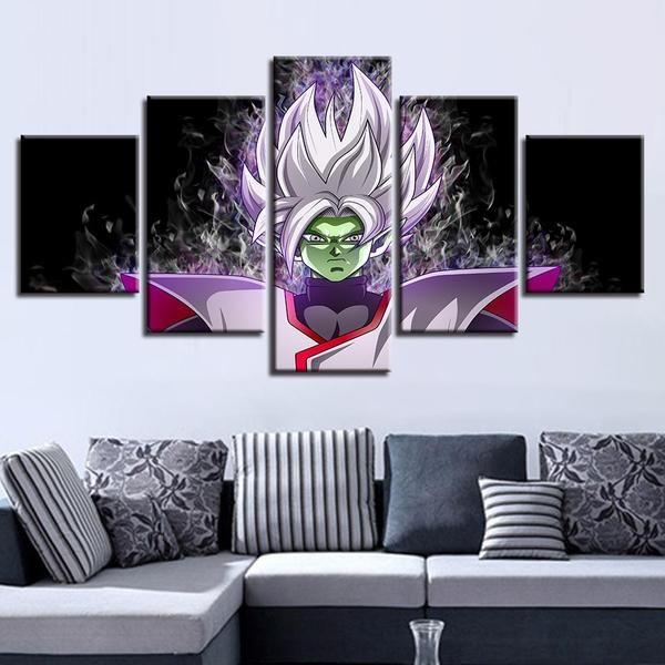Anime Wall Art Metal Ideas