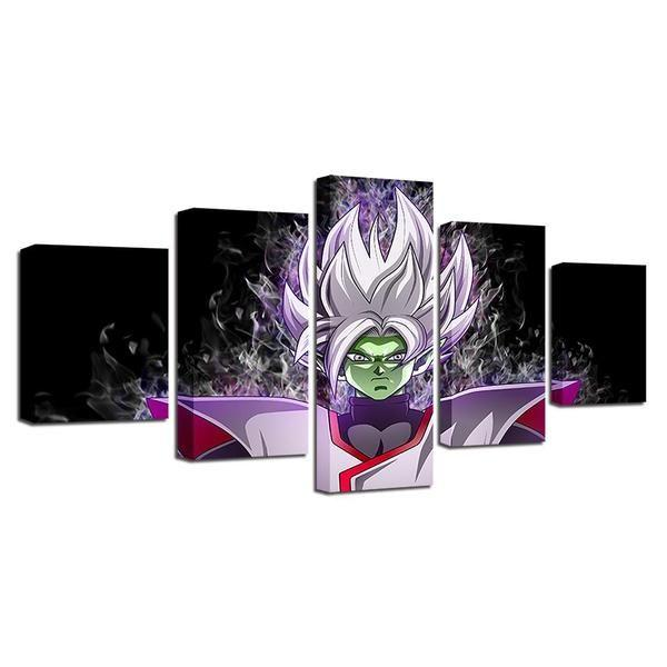 Anime Wall Art Metal Prints