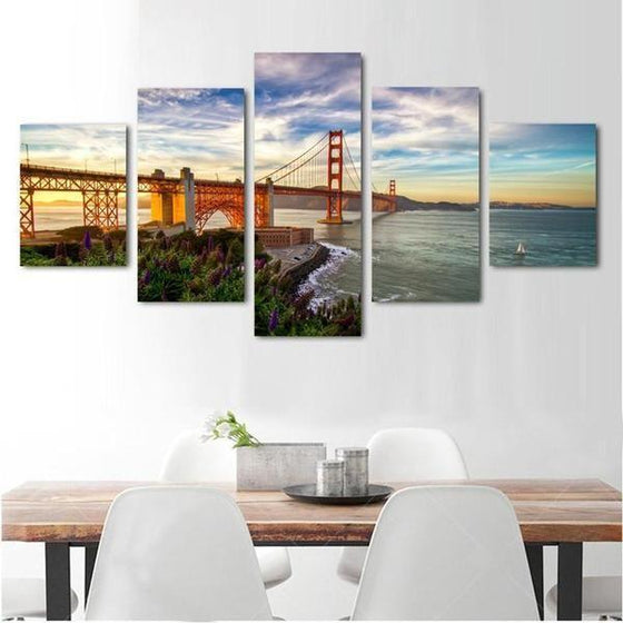 Architectural Canvas Wall Art Ideas