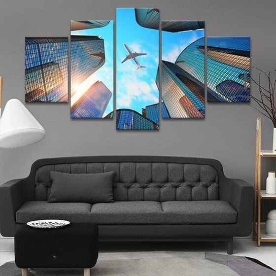 Architectural Metal Wall Art Ideas
