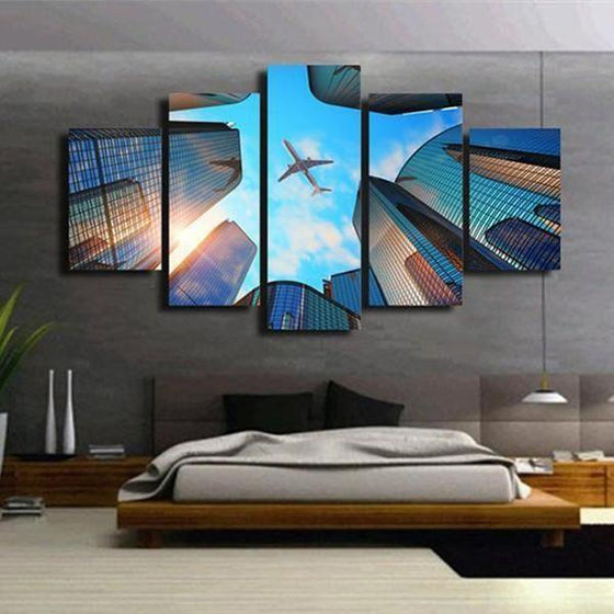 Architectural Metal Wall Art Prints