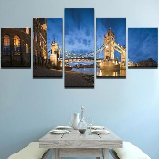 Architectural Wall Art Panels Canvases