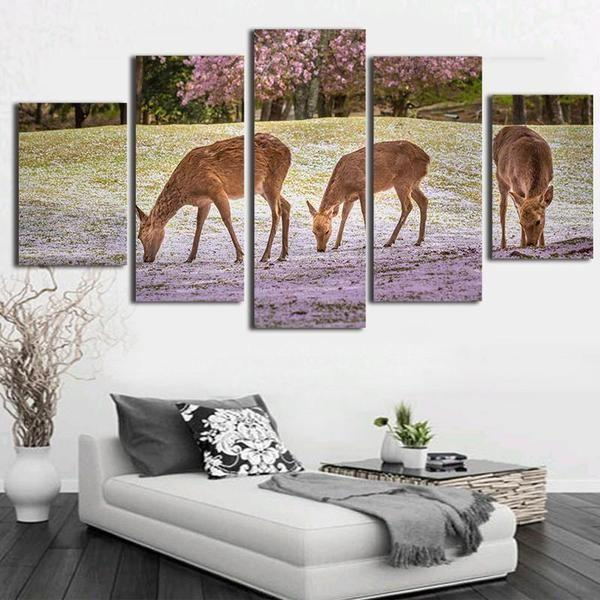 Baby Deer Wall Art