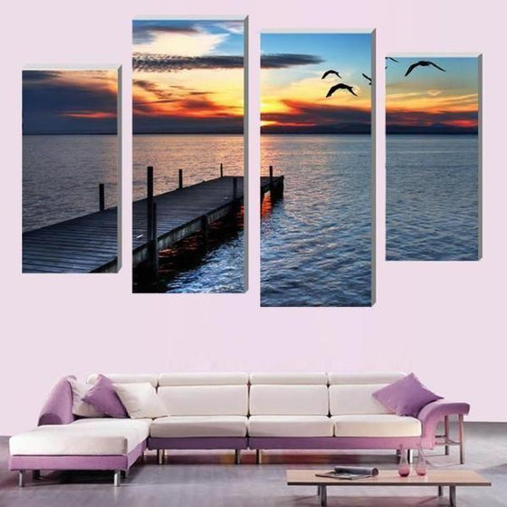 Best Sunrise Wall Art Decors